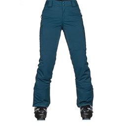 The North Face Powdance Womens Ski Pants, Monterey Blue, 256