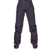 The North Face Freedom Insulated Womens Ski Pants, Dark Eggplant Purple, medium