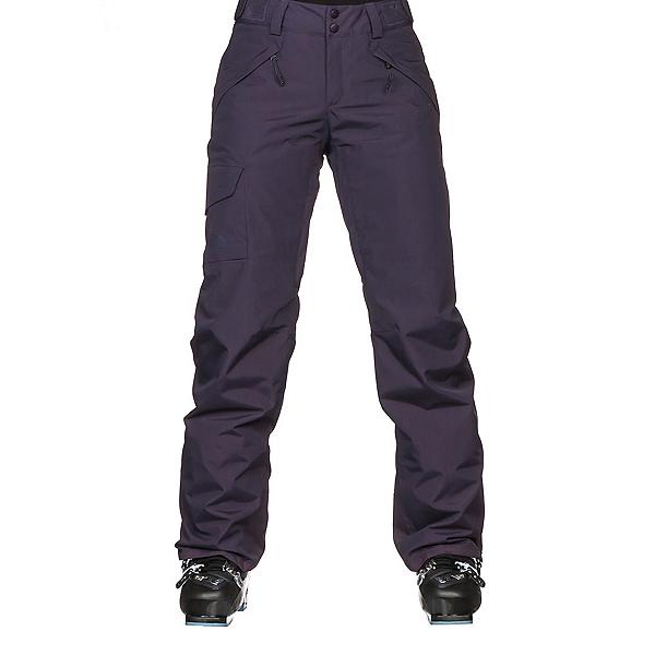 The North Face Freedom Insulated Womens Ski Pants, Dark Eggplant Purple, 600