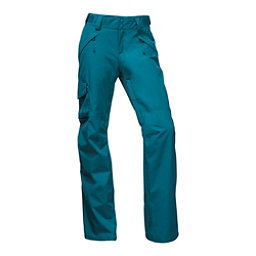 The North Face Freedom Insulated Long Womens Ski Pants, Egyptian Blue, 256