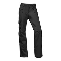 The North Face Freedom Insulated Short Womens Ski Pants, TNF Black, 256
