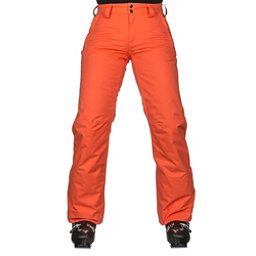 The North Face Sally Womens Ski Pants, Nasturtium Orange, 256