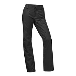The North Face Sally Long Womens Ski Pants, TNF Black, 256