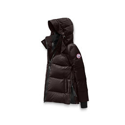 Canada Goose Whitehorse Parka Womens Jacket, Charred Wood, 256