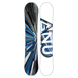 Gnu Carbon Credit Asym BTX Wide Snowboard 2018, , 256