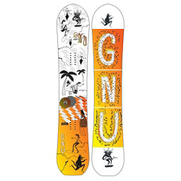 Gnu Money C2E Snowboard 2018, , 256