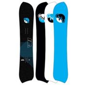 Gnu Zoid Asym C2X Snowboard 2018, Goofy, medium