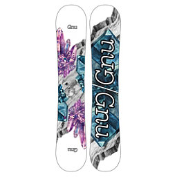 Gnu B-Nice Asym BTX Minerals Womens Snowboard 2018, , 256