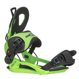 Gnu Cheeter Snowboard Bindings 2018, , 256