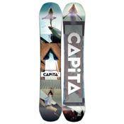 Capita Defenders of Awesome Snowboard 2018, 156cm, medium