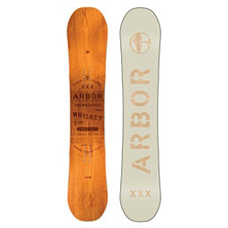 Arbor Whiskey Wide Snowboard 2018, , 256