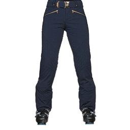 Bogner Franzi Womens Ski Pants, Navy, 256