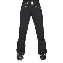 Bogner Franzi Womens Ski Pants, Black, 256