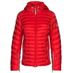 Bogner Nasha Down Womens Insulated Ski Jacket, Hot Red, 256