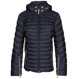 Bogner Nasha Down Womens Insulated Ski Jacket, Navy, 256