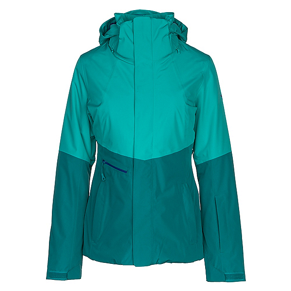 The North Face Garner Triclimate Womens Insulated Ski Jacket, Vistula Blue-Harbor Blue, 600