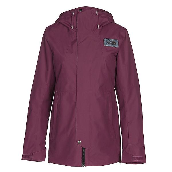 The North Face Superlu Womens Insulated Ski Jacket, Amaranth Purple, 600