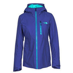 The North Face Lostrail Womens Insulated Ski Jacket, Inauguration Blue, 256