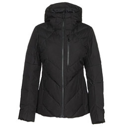 The North Face Corefire Down Womens Insulated Ski Jacket, TNF Black, 256