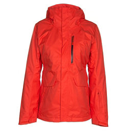The North Face ThermoBall Snow Triclimate Womens Insulated Ski Jacket, Fire Brick Red, 256