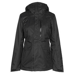 The North Face ThermoBall Snow Triclimate Womens Insulated Ski Jacket, TNF Black, 256