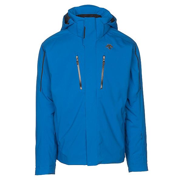 Descente Glade Mens Insulated Ski Jacket, True Blue, 600
