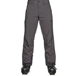 Descente Stock Mens Ski Pants, Anthracite Gray, 256