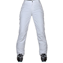 Descente Norah Womens Ski Pants, Super White, 256