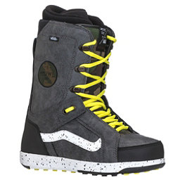 Vans Hi-Standard Snowboard Boots 2018, Black-Sulphur, 256