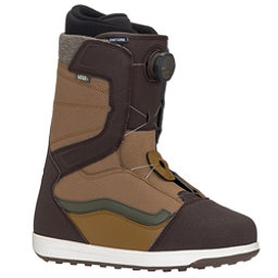 Vans Encore Snowboard Boots 2018, Brown-Tan, 256