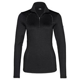 Bogner Madita Womens Long Underwear Top, Black, 256