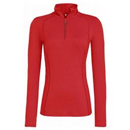 Bogner Madita Womens Long Underwear Top, Hot Red, 256