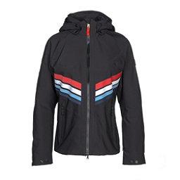 Bogner Fire + Ice Macie Womens Insulated Ski Jacket, Black, 256