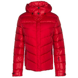 Bogner Fire + Ice Sally3 Down Womens Insulated Ski Jacket, Fire Red, 256
