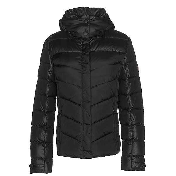 Bogner Fire + Ice Sally3 Down Womens Insulated Ski Jacket, Black, 600