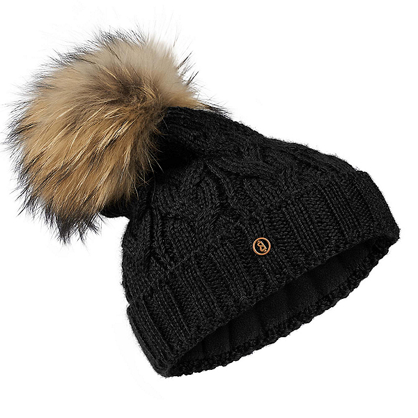 Bogner Fire + Ice Drew Womens Hat, Black, 600