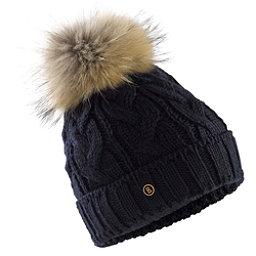 Bogner Fire + Ice Drew Womens Hat, Navy, 256