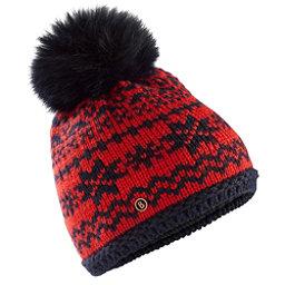 Bogner Fire + Ice Kaira Womens Hat, Fire Red, 256