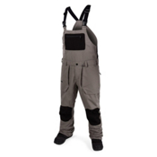 Volcom Roan Overall Mens Snowboard Pants, Charcoal, medium