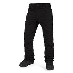Volcom Klocker Tight Mens Snowboard Pants, Black, 256