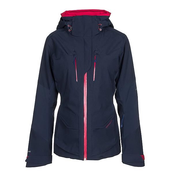 Obermeyer Reflection Womens Insulated Ski Jacket, Storm Cloud, 600