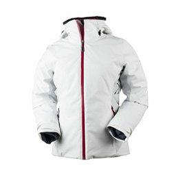 Obermeyer Vivid Womens Insulated Ski Jacket, White, 256