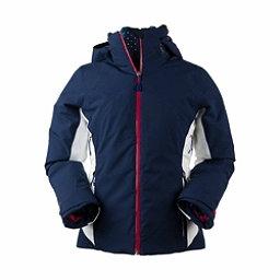 Obermeyer Vivid Womens Insulated Ski Jacket, Storm Cloud, 256