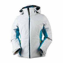 Obermeyer Vivid Womens Insulated Ski Jacket, Fog, 256