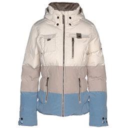 Obermeyer Leighton Womens Insulated Ski Jacket, Linen, 256
