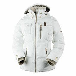 Obermeyer Leighton - Petite Womens Insulated Ski Jacket, White, 256