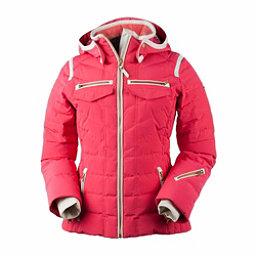 Obermeyer Devon Down Womens Insulated Ski Jacket, Island Sunset, 256