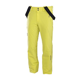 Descente Swiss Mens Ski Pants, Sulfer Lime, 256