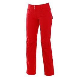 Descente Selene Womens Ski Pants, Electric Red, 256
