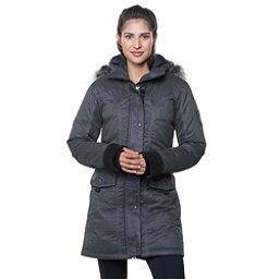 KUHL Arktik w/Faux Fur Parka Womens Jacket, Carbon, 256